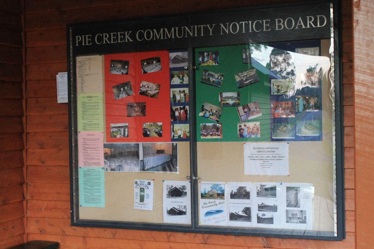 Community Noticeboard